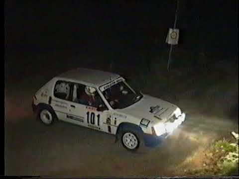 Rally della Lana 1992 PS Prascorsano Parte 2