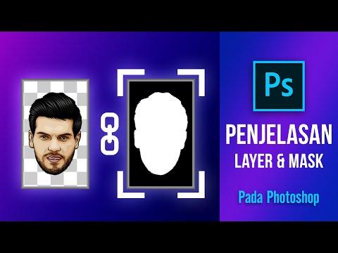 Layer Dan Mask Pada Photoshop