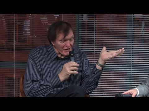 Richard Dawson Kiel (JAWS) Interview at Spy Museum
