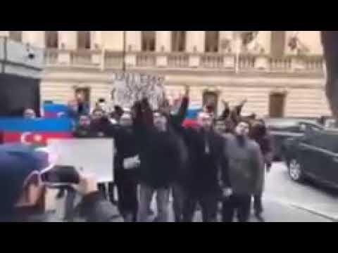 02.03.19. В азербайджане кричат Русские Персы (Иранцы) Армяне наши враги