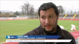 Football : le FC Versailles restera en DH la saison prochaine