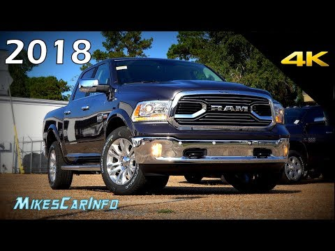 2018 RAM 1500 Laramie Longhorn Southfork Special Edition - Detailed Look in 4K