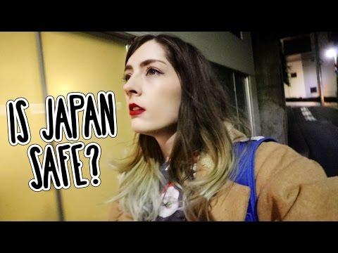 Is Japan Safe?