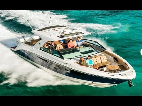 2019 Sea Ray SLX 400 OB Boat For Sale At MarineMax Huntington, NY