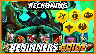 Extreme Beginners Guide Oฑ How To Play TFT Reckoning!