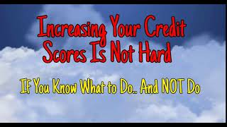 Credit Repair - Do It Yourself - Do It Better - Do It Faster - Do It Cheaper
