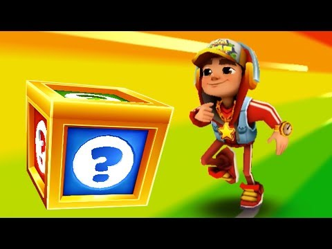 SUBWAY SURFERS GAMEPLAY HD - SHANGHAI ✔ JAKE AND 27 MYSTERY BOXES OPENING