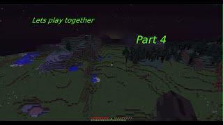 Lets Play Together Minecraft [Deutsch/German] Part 4 - Brust Beisser
