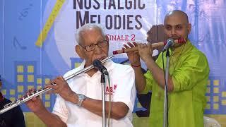 Download lagu Jaane Kahan Gaye by Dr Kankaria on Flute at Jashn with Mohit Shastry