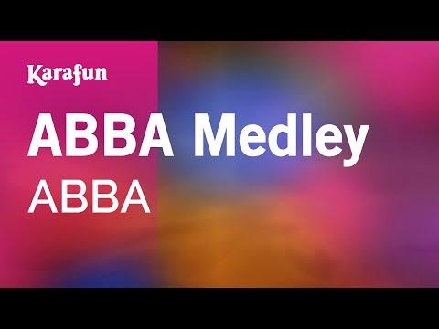 ABBA Medley - ABBA | Karaoke Version | KaraFun