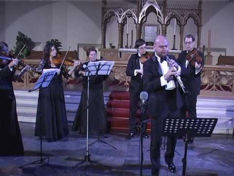 Антонио Вивальди - Концерт для струнных и бассо континуо фа мажор