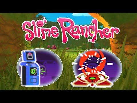 Slime Rancher Teleporter & Depot Slime Science Guide