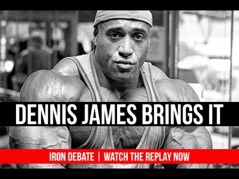 Iron Debate -Dennis James / Aceto / Palumbo - 8/26/15