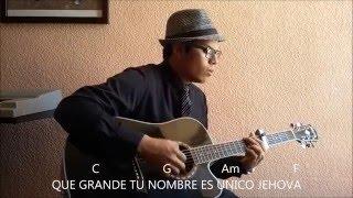 CANTICO 138 GUITARRA Y VOZ (LETRA Y ACORDES)
