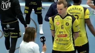 Tiikerit - Leka Volley su 4.12.2016 - Robert Seppänen