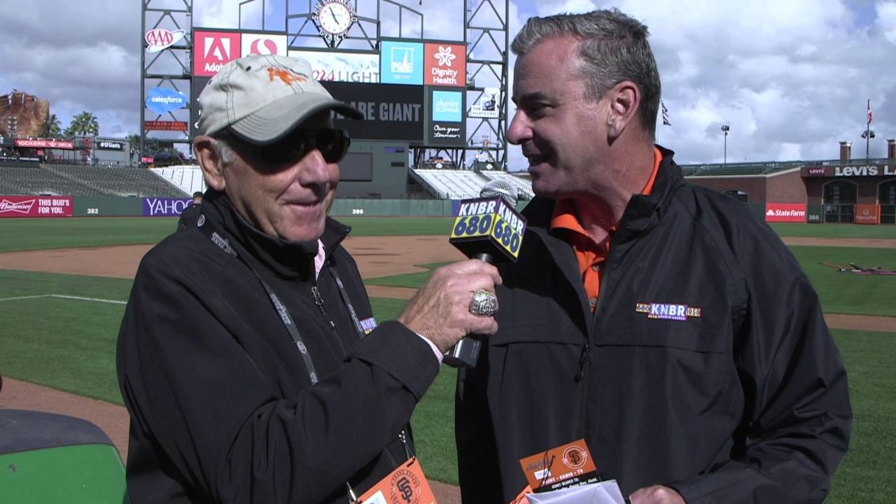 Brian Murphy, Marty Lurie offer solution to Giants' early season woes - YouTube
