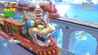 【実況】スーパーマリオ3Dワールドをツッコミ実況プレイpart3-3