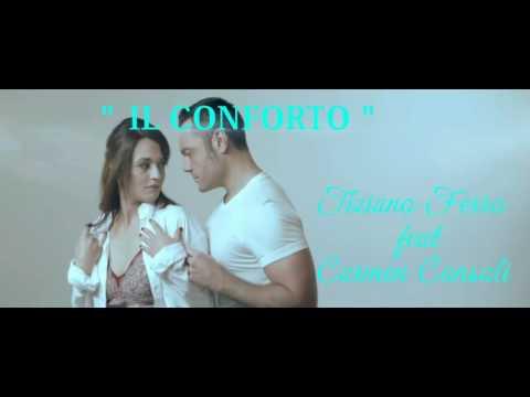 'Il conforto' - Tiziano Ferro feat Carmen Consoli  (testo)