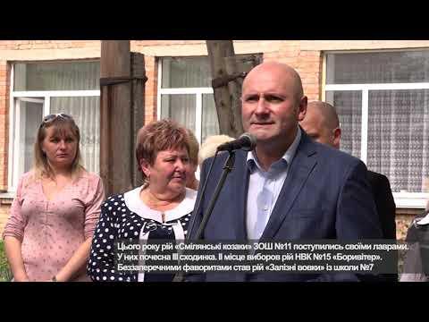 Телеканал АНТЕНА: «Сокіл «Джура»   2019 у Смілі