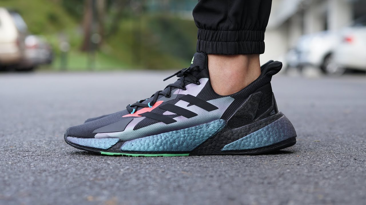 "Adidas X9000L4 REVIEW & ON FEET - Comfortable Chunky Lifestyle ""Running"" Shoe with One Annoying Flaw"