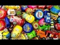 Opening A lot of New Candy & Singing Driving in My Car Nursery Rhyme