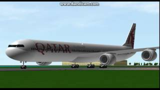 ROBLOX: A Place With Airliners Plane Spotting