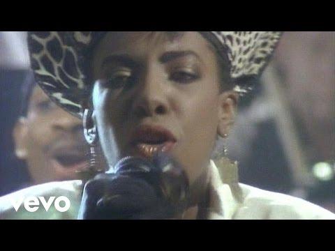 Alyson Williams - My Love Is So Raw ft. D. Nikki
