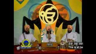 Simran Waheguru - Shabad Gurbani by Bhai Joginder Singh Ji Riar - Gurbani Kirtan