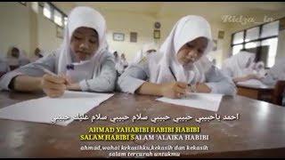 AHMAD YA HABIBI Lirik Arab|latin|terjemah