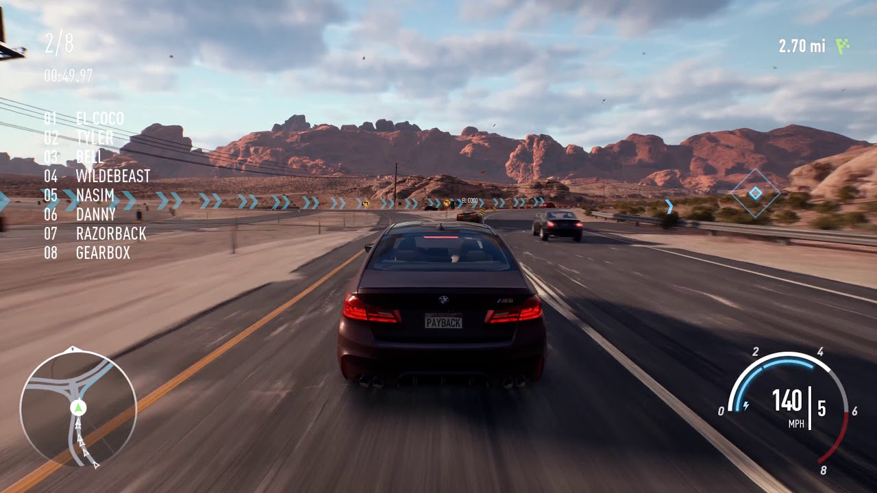 need for speed payback the gamescom bmw race pc gameplay 4k 60 fps youtube. Black Bedroom Furniture Sets. Home Design Ideas