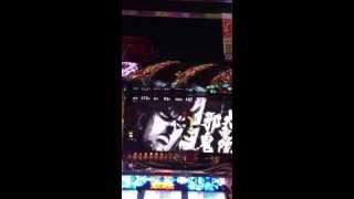 最強チェリー後、江田島チャレンジ(金)→桃玉ゲット→江田島チャレンジ...