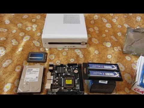 видео: Новый mini-itx компьютер