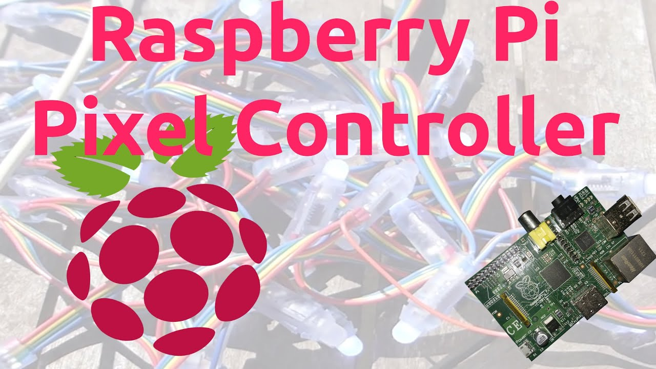 Easy Raspberry Pi Pixel Controller | E1 31 or ArtNet