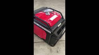 Honda Generator Eu7000Is Remote Start