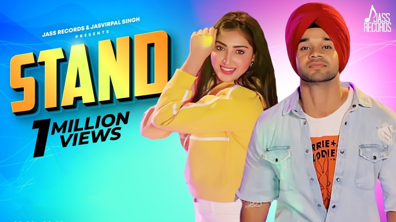 Stand | (Official Video) | Gagan Chahal | Punjabi Songs | Latest Punjabi Songs 2020 | Jass Records