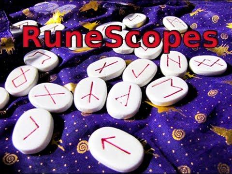 Scorpio October 2017 RuneScope LEAP OF FAITH!