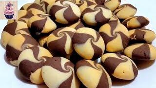 बिना मोल्ड के आसान तरीके से बनाये बेकरी जैसे एग्ग्लेस बिस्किट्स-Bakery Style Eggless Biscuits Recipe