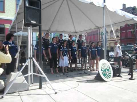 Chatfield College & Findlay Market Friendship Concert