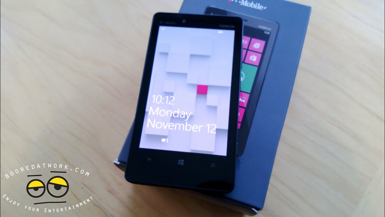Video: Unboxing the Nokia Lumia 810