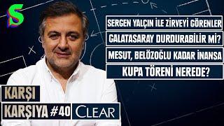 Acımasız Beşiktaş, Terim'in Derbi Planı, Fenerbahçe Takipte | Mehmet Demirkol'la