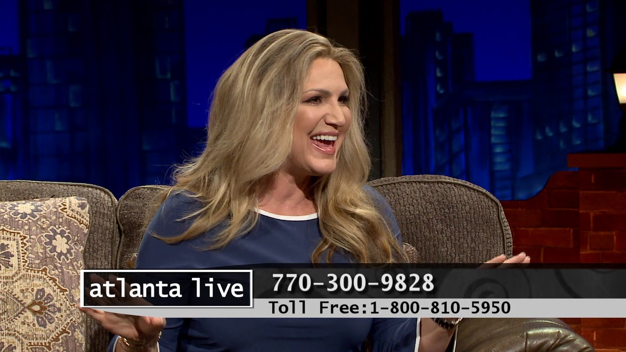 Atlanta Live with Brenda Crouch