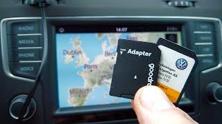 MIB2 navigation SD card CID Lock removal with MIB STD2 Toolbox screenshot 3