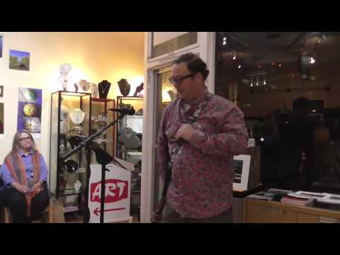 Ghost Town Poetry Open Mic 10-13-16 Video 3