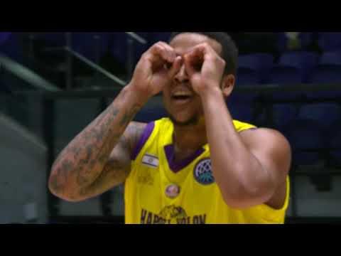 Hapoel Holon Highlights vs  SIG Strasbourg