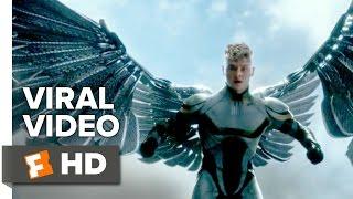 X-Men: Apocalypse VIRAL VIDEO - Angel (2016) - Ben Hardy, Jennifer Lawrence Movie HD