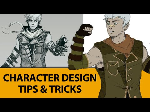 character-design---intermediate-tips-and-tricks!