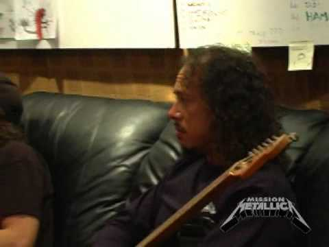 Mission Metallica: Fly on the Wall Clip (June 6, 2008)