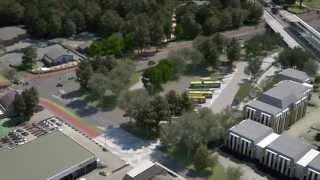 Nieuw station op komst voor Driebergen-Zeist