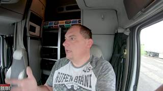 Just when you Think you're in the clear Trucker Rudi 06/18/18 Vlog#1459