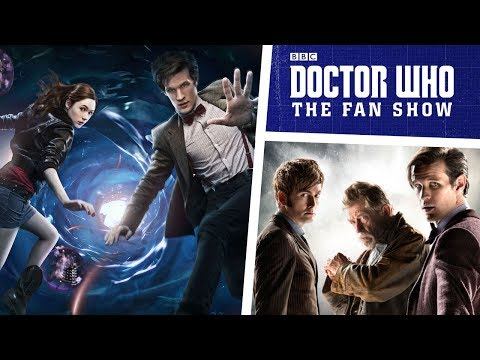 Steven Moffat Interview | Doctor Who: The Fan Show | BBC